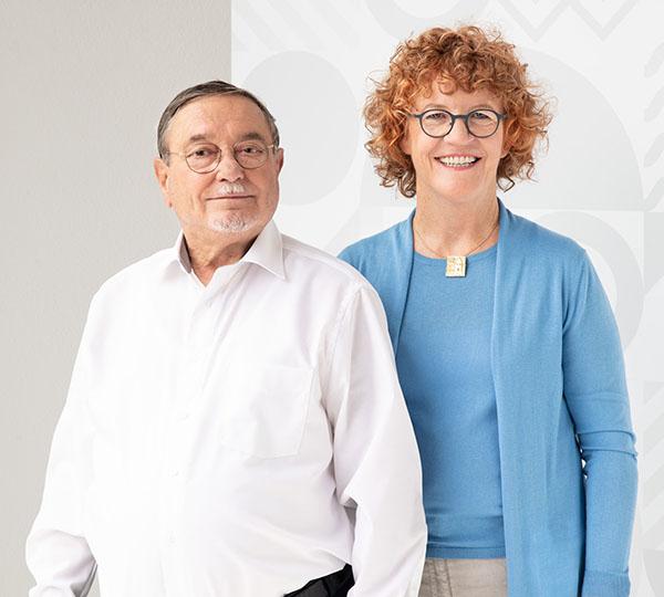 Dr. Theodor R. von Stockert und Mechthild R. von Scheurl-Defersdorf