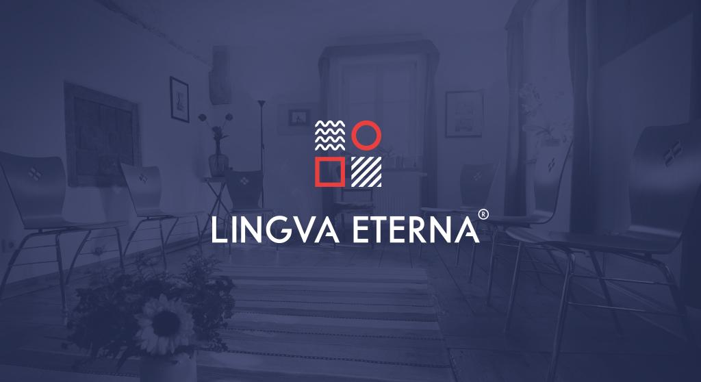 Lingva Eterna Logo