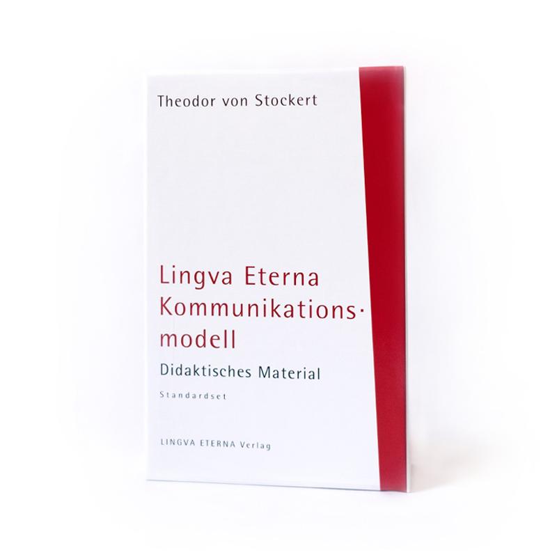 Lingva Eterna Kommunikationsmodell Didaktisches Material Standardset Theodor von Stockert