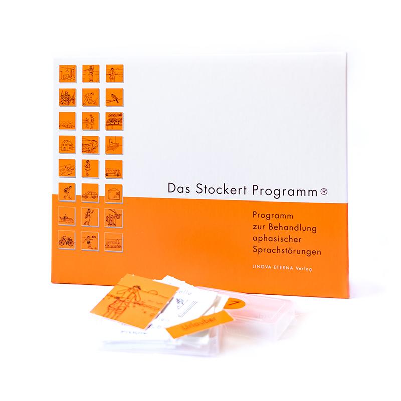 Das Stockert Programm Programm zur Behandlung aphasischer Sprachstörungen Lernkarten