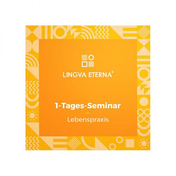 1-Tages-Seminar Lebenspraxis