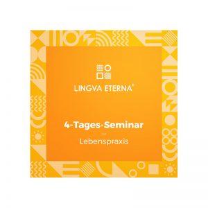 4-Tages-Seminar Lebenspraxis