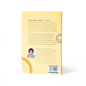 Cover Jeder Wort wirkt - immer! Für Pädagogen Mechthild R. von Scheurl-Defersdorf