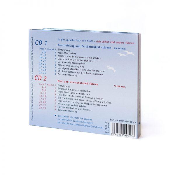 CD Beschreibung Kapitelübersicht In der Sprache liegt die Kraft - sich selbst und andere führen