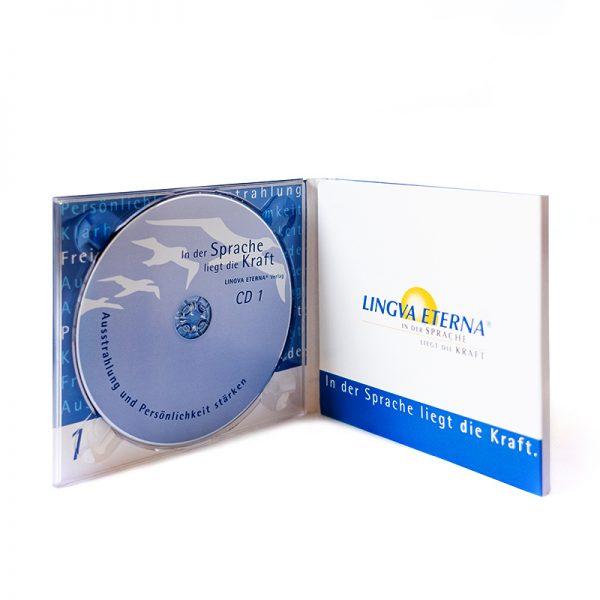 CD In der Sprache liegt die Kraft CD1 Ausstrahlung und Persönlichkeit stärken